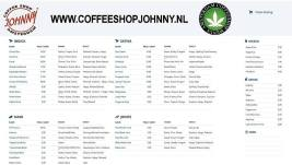 Coffeeshop Johnny 2018 OCTOBER