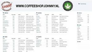 Coffeeshop Johnny 2018 OCTOBER