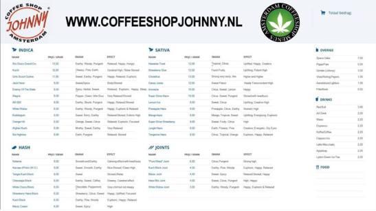 Coffeeshop Johnny 2018 september