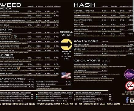 coffeeshop new times weed hash 2018 july