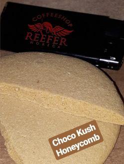 Coffeeshop Reefer choco kush 2018 october
