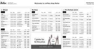 COFFEESHOP RELAX centre 2018 DECEMBER