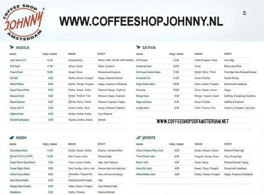 coffeeshop johnny 2018 march
