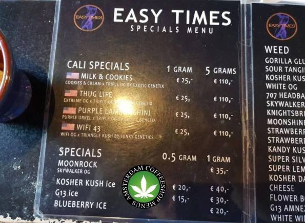 Easy Times 2018 july