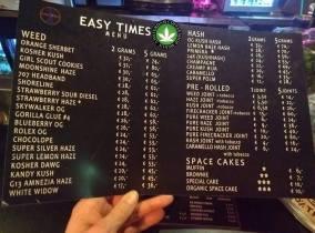 Easytimes Coffeeshop 2018 october