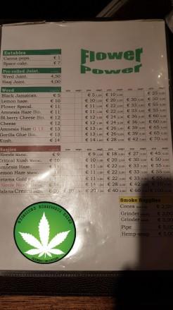 FLOWER POWER COFFEESHOP 2018 JANUARY