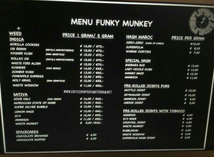 funky monkey 2018 march