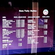 Funky Munky coffeeshop 2018 october