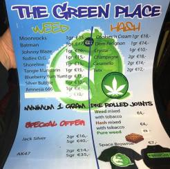 Green Place 2018 january