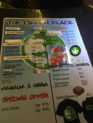 Green Place 2018 october