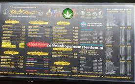 Greenhouse coffeeshop 2018 JANUARY