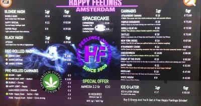 Happy Feelings Amsterdam2018 october