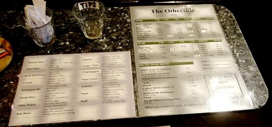 Otherside coffeeshop 2018 october