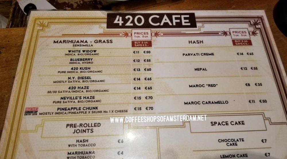 420 cafe 2019 september
