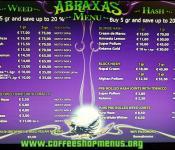 Abraxas 2019 september