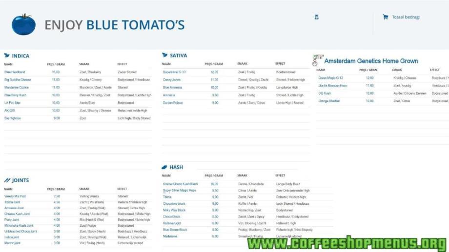 Blue Tomato 2019 march