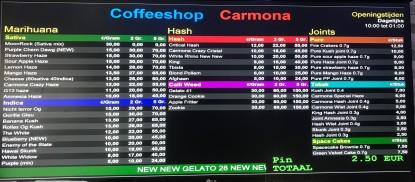 Carmona 2019 february