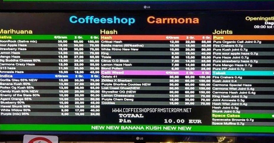 carmona 2019 october
