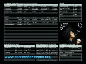 Coffeeshop Amsterdam 2020 july