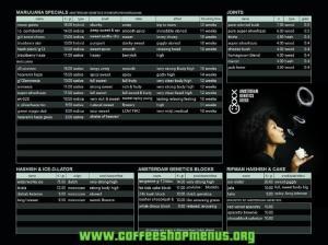 Coffeeshop Amsterdam 2020 june