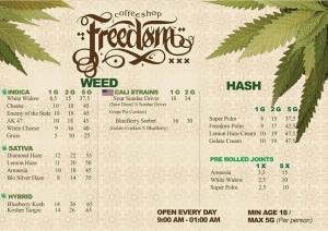 coffeeshop freedom 2019 august