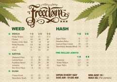 coffeeshop freedom 2019 january