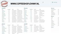 Coffeeshop Johnny 2019 april