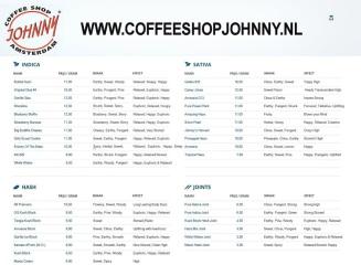 coffeeshop johnny 2019 january