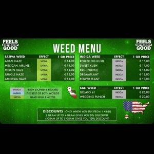 feels good weed 2020 february