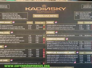 Kadinski 2019 november Weed