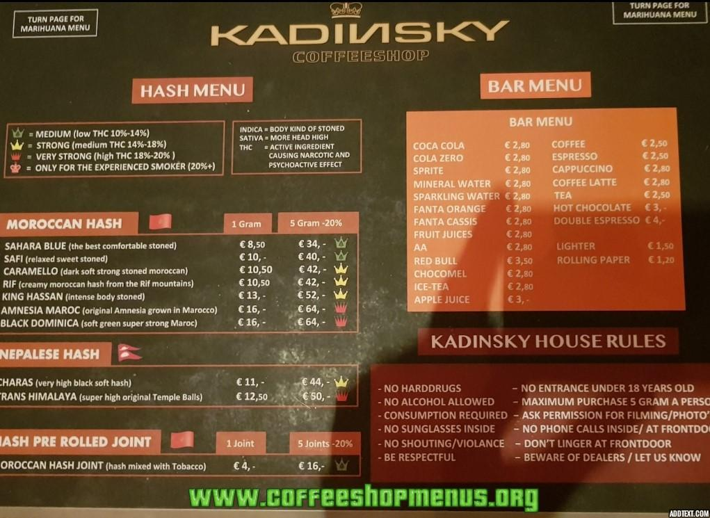 Kadinsky 2019 september