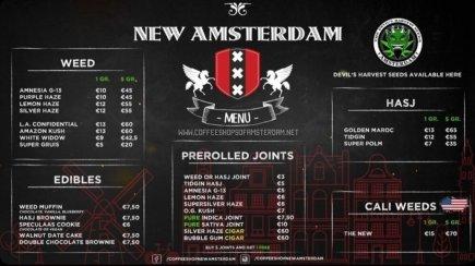 new amsterdam 2021 july